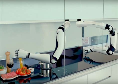 robot de cocina kitchen how to use cooking robots in your kitchen meee