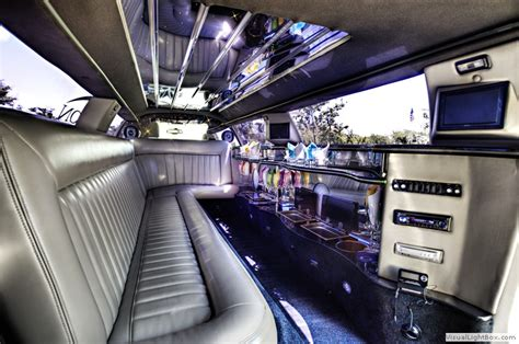 Limousine Interior by Chrysler Limo Citidrive