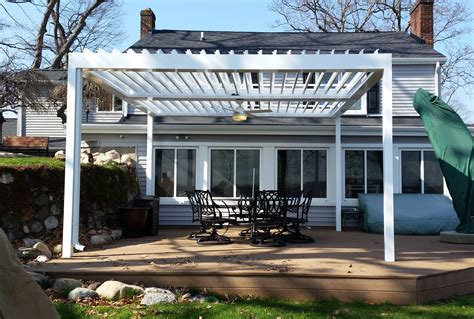 Equinox Louvered Roof Gallery   Mr. Enclosure Michigan