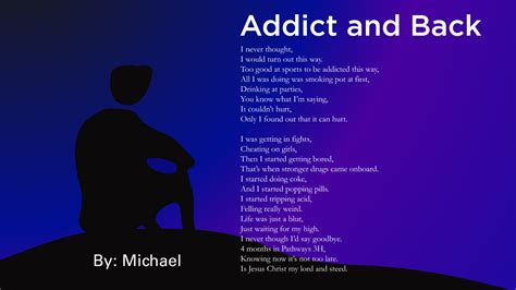 tion quotes and poems quotesgram quotes and poems about addiction quotesgram Addi