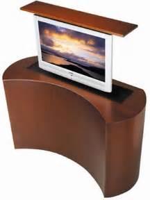 meuble tv elevateur artzein
