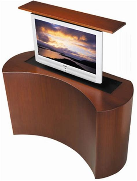 pop up tv stand plans plans free