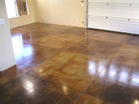How to Acid Stain Concrete   Acid stain Gallery Interior
