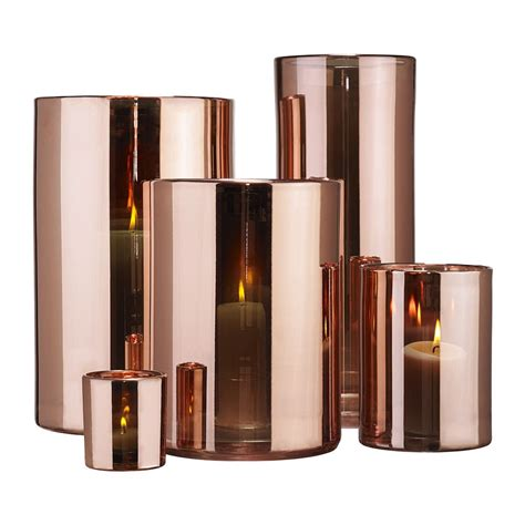 candele tealight gold candle holders home accessories candles