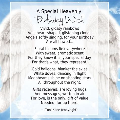 Birthday Quotes Loved Ones For Dad Loved One In Heaven On Birthday A Special