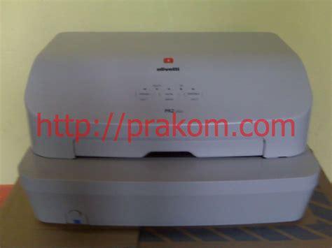Printer Olivetti Pr2 Plus printer printronix tallygenicom passbook printer printer kartu jual ribbon pita mesin