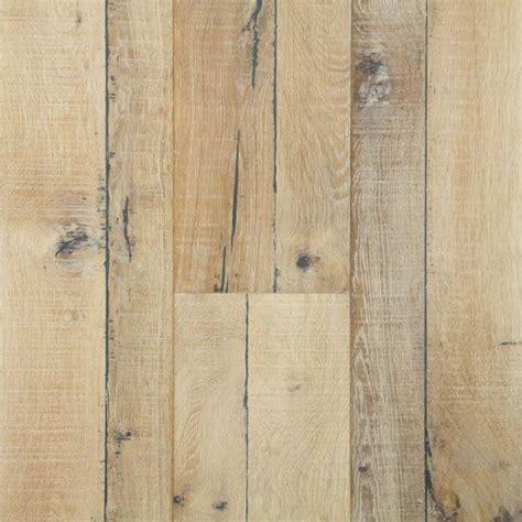 7 5 quot ivory white oak reclaimed handscraped wood floors