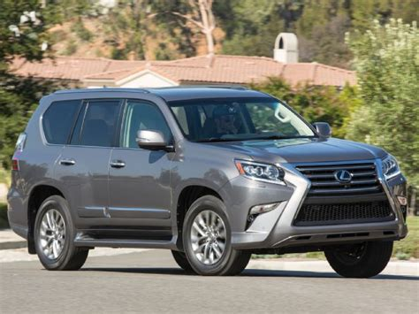 lexus truck 2014 lexus gx 460 pricing starts at 49 995 4710 less
