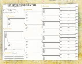 family tree templates for excel pdf and word