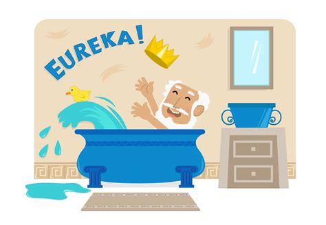 bathtub eureka archimedes for children archimedes homework help