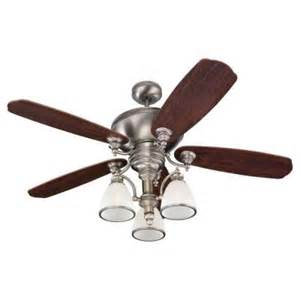 Leaf Ceiling Fan With Light Sea Gull Lighting Laurel Leaf 52 In Antique Brushed