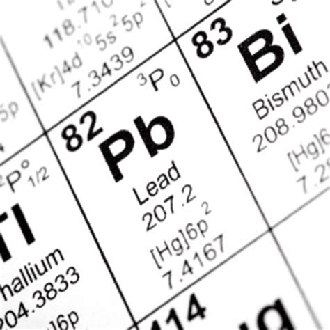 Number Of Protons In Lead by How Lead Works Howstuffworks