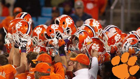 clemson football clemson football path to another national title game