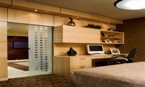 Modern country bedrooms, study table design for bedroom