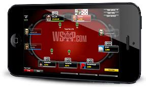 wsop real money mobile poker play