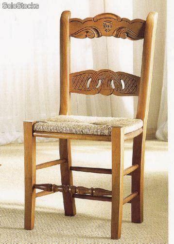 sillas de anea silla ronde 241 a calada asiento anea en crudo