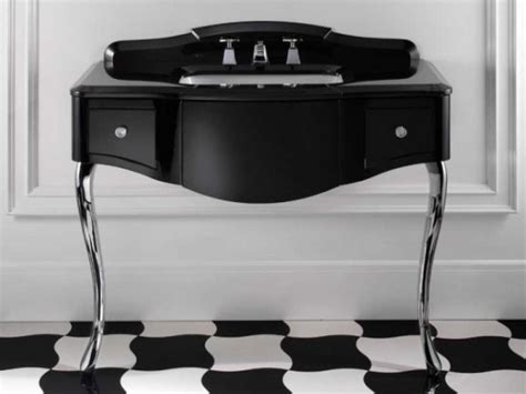 black and white furniture elegant furniture for black and white bathroom by devon