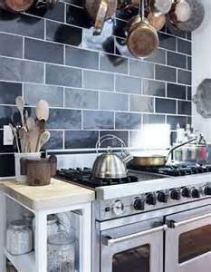 large slate subway tile studio design gallery best