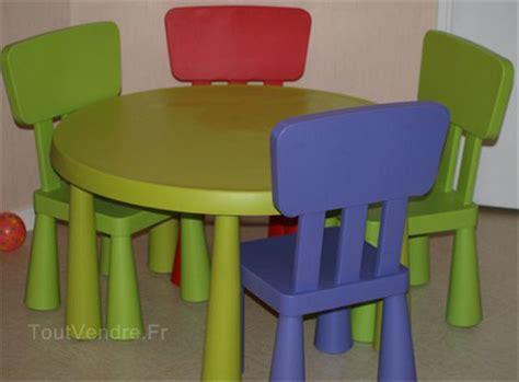 table chaises enfant ensemble table et chaises enfant conceptions de maison