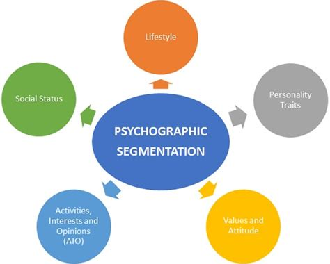 Mba Target Market Demographics by Psychographic Segmentation Definition Marketing