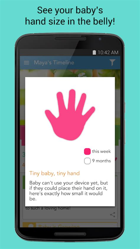 baby tracker app full version ovia pregnancy baby tracker android apps on google play
