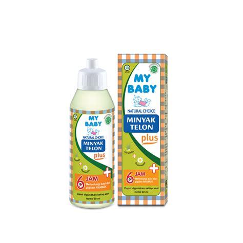 A31 My Baby Minyak Telon Plus 60ml my baby minyak telon plus