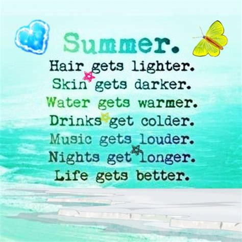 cute summer quotes and sayings quotesgram