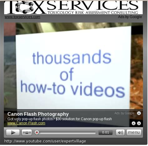 adsense in youtube google adsense text ads in youtube s embedded player
