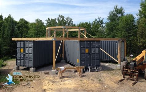 Container Garage Preis 736 by Shipping Container Cabin External Framing Of Great Room