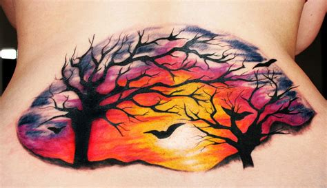 sunset tattoo designs 100 s of sunset design ideas pictures gallery