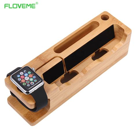 Diy Charging Station Ideas by Wooden Charging Dock Station Mobile Phone Holder Stand For