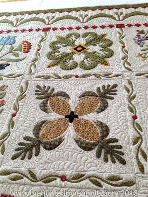 Pineapple Patchwork - 17 best images about the quilted pineapple on