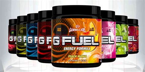 g fuel energy drink ingredients gamma labs g fuel pre workout energy focus 40 servings