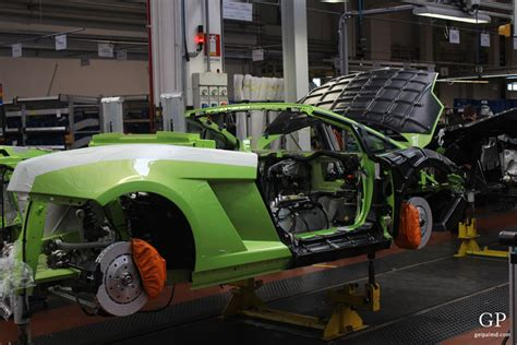 Where Is The Lamborghini Factory Lamborghini Factory Pictures To Pin On Pinsdaddy
