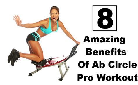 amazing benefits  ab circle pro workout bodybuilding estore