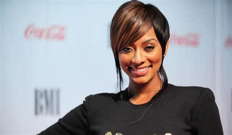 what type of hair does keri hilson have keri hilson hairstyles that give short hair the edge