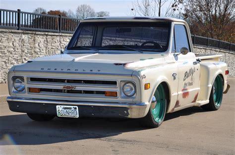 1968 chevrolet truck 1968 chevrolet c 10 stepside bed truck for sale html