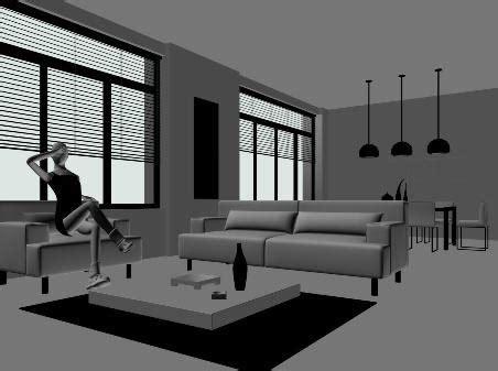 decoração sala de estar e jantar integradas simples color paredes para muebles nogal