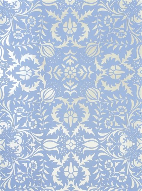 wallpaper blue and silver dauphine blue and silver damask wallpaper little crown