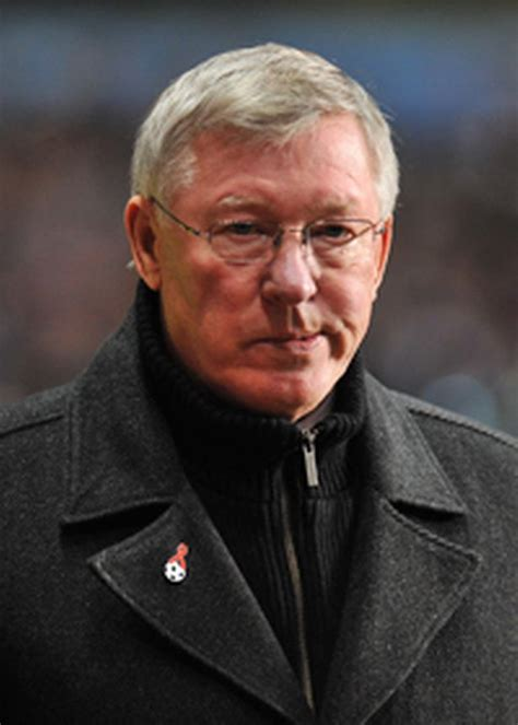 sir alex ferguson chions inner toughness of robins quot sir alex ferguson never thanked me for goal