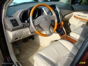 Lexus Rx 350 Parchment Interior Parchment Interior 2009 Lexus Rx 350 Awd Photo 40963236