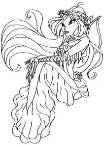 winx club coloring pages free printable winx club coloring pages for