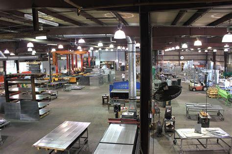fabrication contractor richmond virginia