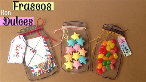 regalo para un amigo regalo original para tus amigos frascos con dulces