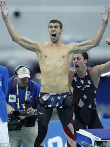Eleven golds us swimmer michael phelps becomes the greatest olympian