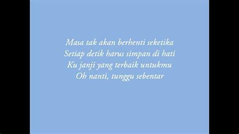 berserah hady mirza with lyrics hady mirza betapa berat cintaku w lyrics