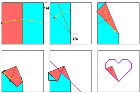 Origami Process - 3 folding process