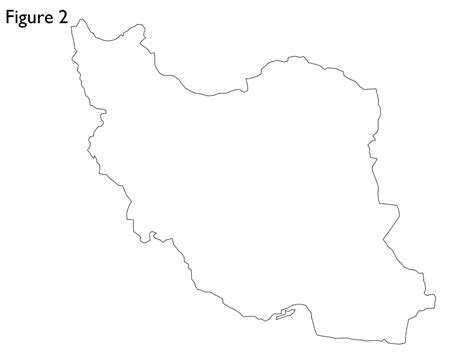 iran map coloring page coloring pages iran map