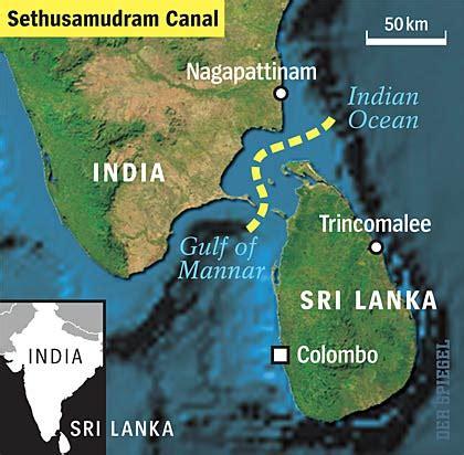 nasa report on ram setu conservation matters exploring the relationships between