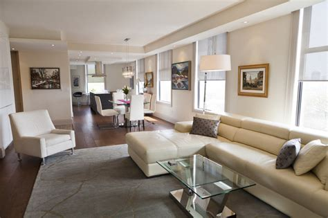 modern condo living room luxurious condo living room contemporary living room toronto by biglarkinyan design